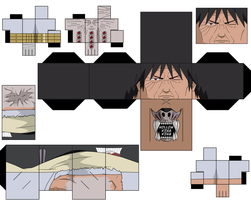 Danzo 1 Arm by hollowkingking