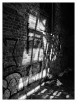 Light, Shadows and Graffiti by Bogbrush
