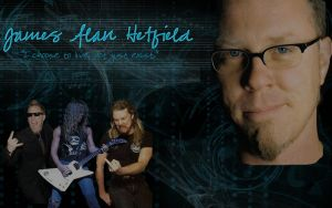 James Alan Hetfield by KaylahRokksOut337