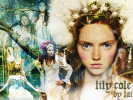 lily cole goes to the forest by milkcarton
