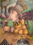 The Mad Hatter by butchRbill