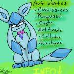 Art Status by lobaluna02