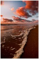 Sunset Bloemendaal 2010 by damnengine