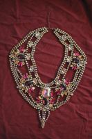 Vintage Rhinestone Necklace by Pandora-Effekt
