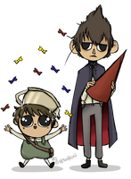 Candy Camoflash!!! - Over The Garden Wall by NekoMellow