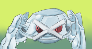 pokeddexed challenge: metagross by megadrivesonic