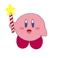 Kirby 2 (Updated) by equilibrik