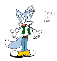 Fievel the fox by Aso-Designer