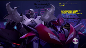 Megatron the perv by Cliffjumper-TFP