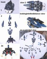 lego elite- instructions head by retinence