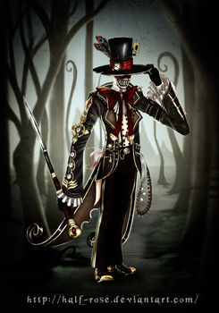 the Hatter of Souls. by half-rose