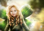 Clover Fairy | St. Patrick's Day 2015 by ElvenIllusionist