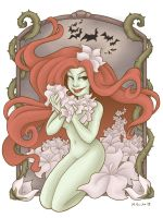 Poison Ivy by msciuto