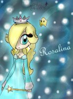 Princess Rosalina by MissStar091995