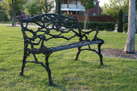 Week 13 - Wrought-Iron by Frolay