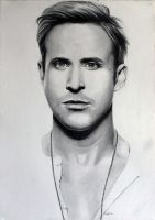 Ryan Gosling by donchild