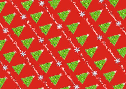 Wrapping Paper gifts Christmas Tree by spidergypsy