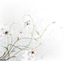 Free Floral Illustration #2 by cristina012