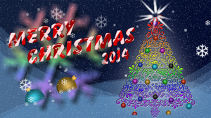 Merry Christmas 2014 by oxygenhazard