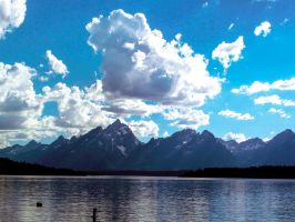 Grand Tetons #3 by KRHPhotography