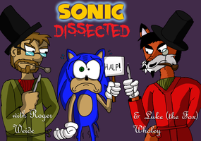 Sonic Dissected Advertisment by Luke-the-F0x