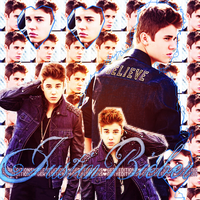 Blend Justin Bieber by BeCreativePeople