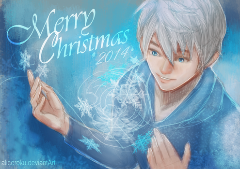 Merry Christmas 2014 by AliceRoku