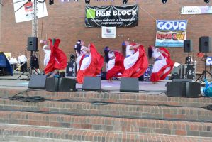 Puerto Rican/Latin Fest, Flowing Dress and Dance14 by Miss-Tbones