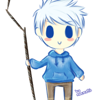 Gif: Jack Frost by MaeMe96