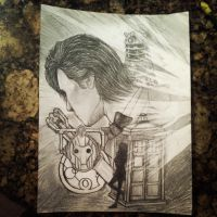 11th doctor mashup by Trooper18