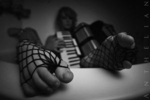 The Accordion 3 by xanthinealkaloid
