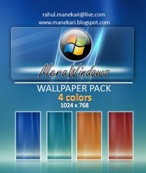 Merawindows Wallpack by manekari