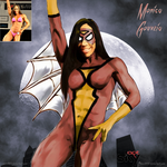 Monica Gouveia Is Spiderwoman By Beko2010 by zenx007