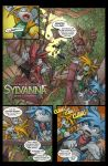 Sylvanna - Book I, Chapter 1: Page 3 by dawnbest