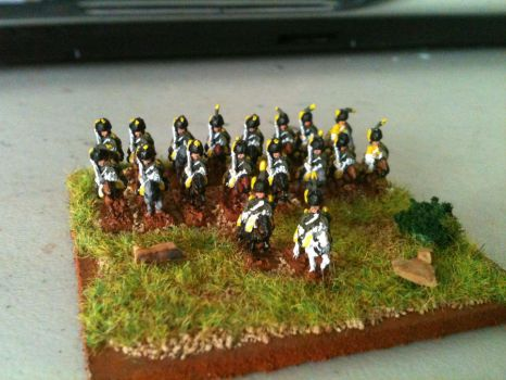 6mm Napoleonics 75 by DarvenTravos