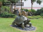 Giant Tortoise and Hare by RandyHand