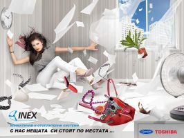 INEX advert by SOOO