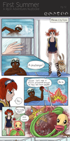 First Summer - A Rijon Adventures Nuzlocke [Pg.12] by Krisantyne