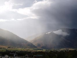 Mountain Storm 3 by RLDStock