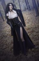 The Witcher - Yennefer of Vengerberg_11 by GreatQueenLina