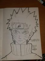 Wip Naruto  by scumpiii