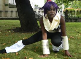 Bleach: Yoruichi by kittykat27
