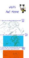 Art Meme Bunneh by Eeni
