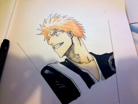Ichigo by Latino157