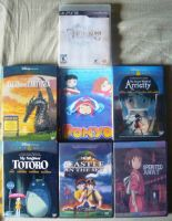 Our Studio Ghibli Movie Collection And 1 Game by KambalPinoy