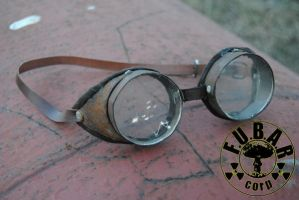 Moto Googles by Zaxnot