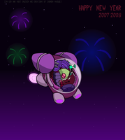 Happy New Year 2007-2008 by Yeakuaf