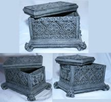 Stone Box Stock by RaeyenIrael-Stock