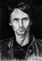Matt Bellamy 2 by Vronkizaur