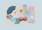 + AESTHETIC |Png Pack| by natieditions00